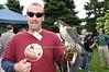 Dennis Fleury, Peregrine Falcon<br /> photo by Rob Rich © 2009 robwayne1@aol.com 516-676-3939