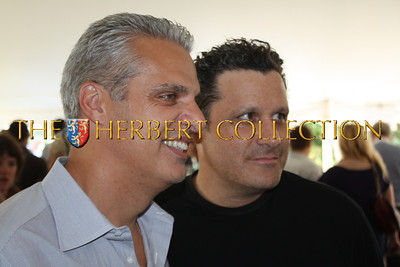 Eric Ripert and Isaac Mizrahi