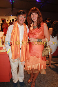 James Goren and wife Manuela Goren