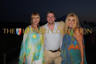 Lauren Clarke Bennett, Richard Borgen and Caroline Lieberman