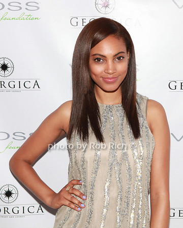 Ariel Meredith at Georgica photo by A.Isadora for Rob Rich/SocietyAllure.com © 2013 robwayne1@aol.com 516-676-3939