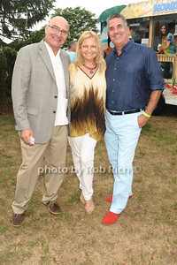 Steve Haweeli, Debra Halpert, and John Migotsky