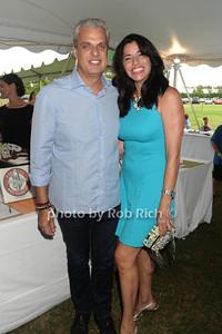 Eric Ripert and Sondra Ripert