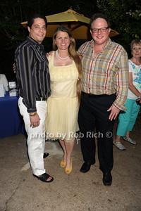 Doug Petri and Bruce T.Sloane photo by Rob Rich/SocietyAllure.com © 2013 robwayne1@aol.com 516-676-3939