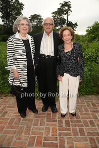 Ellen Marcus, Jim Marcus, Barabara Slifka photo by Rob Rich/SocietyAllure.com © 2013 robwayne1@aol.com 516-676-3939