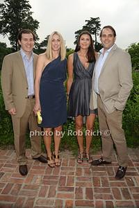 James Delaune, Eden Delaune, Megan Emery, Stephen Emery photo by Rob Rich/SocietyAllure.com © 2013 robwayne1@aol.com 516-676-3939