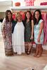Michelle Davidson, Lisette Sand-Freedman, Erica Larsen, Rachel Champlin