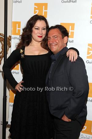 Jennifer Tilly, Ralph Macchio photo by R.Cole for Rob Rich/SocietyAllure.com © 2013 robwayne1@aol.com 516-676-3939