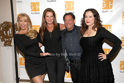 Christie Brinkley, Brooke Shields, Ralph Macchio, Jennifer Tilly photo by R.Cole for Rob Rich/SocietyAllure.com © 2013 robwayne1@aol.com 516-676-3939