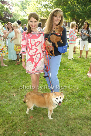 Jean Shafiroff and Rusty, Jill Rappaport and Ruby photo by Rob Rich/SocietyAllure.com © 2013 robwayne1@aol.com 516-676-3939