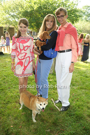 Jean Shafiroff and Rusty, Jill Rappaport and Ruby, Cole Rumbough photo by Rob Rich/SocietyAllure.com © 2013 robwayne1@aol.com 516-676-3939
