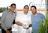 David Schulman , Johnny Emmanouilibis, and Shawn Kehlenbeck from Trata restaurant photo by Rob Rich/SocietyAllure.com © 2013 robwayne1@aol.com 516-676-3939