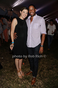 Margaux Guerard and Deric Bradford photo by Rob Rich/SocietyAllure.com © 2013 robwayne1@aol.com 516-676-3939