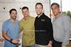 Shawn Kehlenbeck, Chris Kocha, Seth Levine, and David Schulman photo by Rob Rich/SocietyAllure.com © 2013 robwayne1@aol.com 516-676-3939
