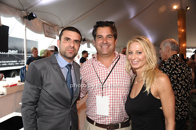 Emilio Eliades, Charles Regensburg, and Ruth Katz photo by Rob Rich/SocietyAllure.com © 2013 robwayne1@aol.com 516-676-3939