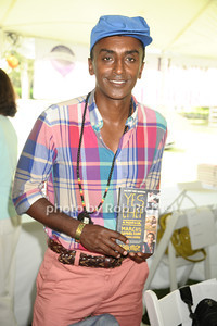 Chef Marcus Samuelsson   attends  the East Hampton Library's 9th.Annual Authors Night benefit at the Gardiner Farm in East Hampton (August 10, 2013) photo by Rob Rich/SocietyAllure.com © 2013 robwayne1@aol.com 516-676-3939
