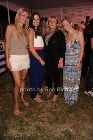 Christine Szanatiou, Kristin Farrell, Barbara King, and Jackie Covello photo by Rob Rich/SocietyAllure.com © 2013 robwayne1@aol.com 516-676-3939