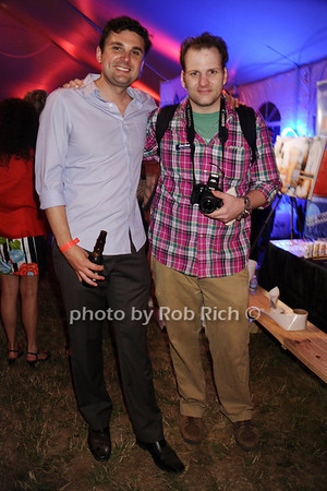 David Rattiner and Oliver Peterson