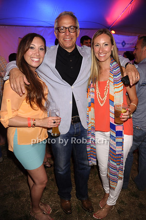 Robyn Meltman, Geoffrey Zakarian, Kimberly Milagrossi photo by Rob Rich/SocietyAllure.com © 2013 robwayne1@aol.com 516-676-3939