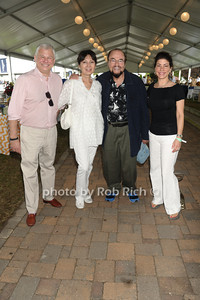 Stewart Coleman, Kedaki Lipton, James Lipton, Meryl Rosofsky photo by Rob Rich/SocietyAllure.com © 2013 robwayne1@aol.com 516-676-3939