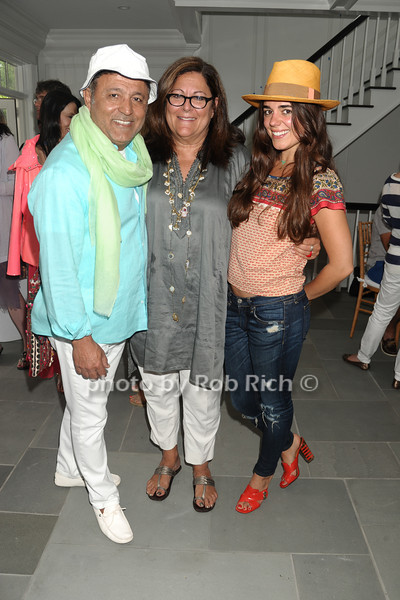 Elie Tahari , Fern Mallis , and  Victoria Lampley<br /> photo by Rob Rich/SocietyAllure.com © 2013 robwayne1@aol.com 516-676-3939