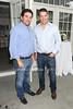 Ryan Ross and Matt Breitenbach<br /> photo by Rob Rich/SocietyAllure.com © 2013 robwayne1@aol.com 516-676-3939