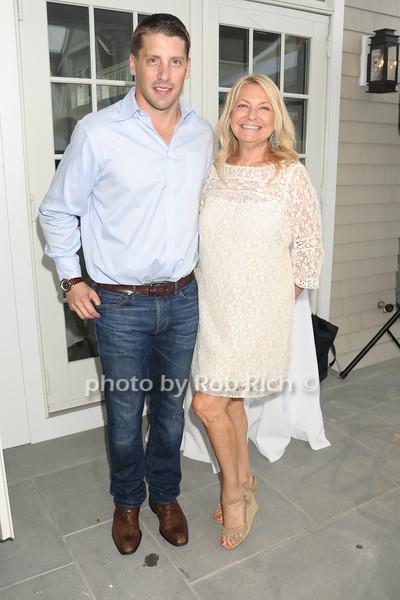 Matt Breitenbach and Debra Halpert<br /> photo by Rob Rich/SocietyAllure.com © 2013 robwayne1@aol.com 516-676-3939