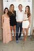 Jessica Shoer , Morgan Shara, Josh Guberman and Nevy Schalaudek  <br /> photo by Rob Rich/SocietyAllure.com © 2013 robwayne1@aol.com 516-676-3939