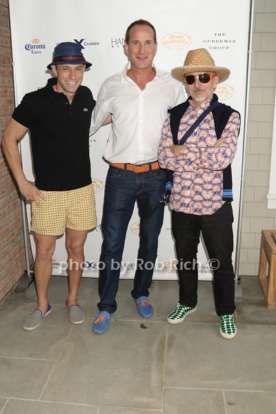 Jonathan Adler, Simon Doonan, and Josh Guberman<br /> photo by Rob Rich/SocietyAllure.com © 2013 robwayne1@aol.com 516-676-3939