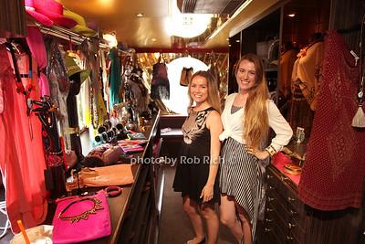 Haley Schut, Carris Flynn photo by R.Cole for Rob Rich/SocietyAllure.com © 2013 robwayne1@aol.com 516-676-3939