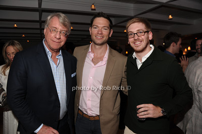 Jim Chanos, Brian Pedlow, Michael Chanos