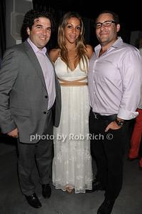 Ryan Ross, Morgan Shara, and David Shara photo by Rob Rich © 2013 robwayne1@aol.com 516-676-3939