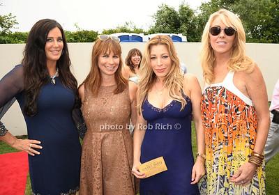 Patti Stanger, Jill Zarin, Taylor Dayne, and Dina Lohan