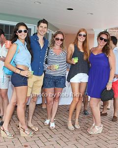 Christina Olenick, Guest, Guest, Kate Zaman, Jenifer Goldszer