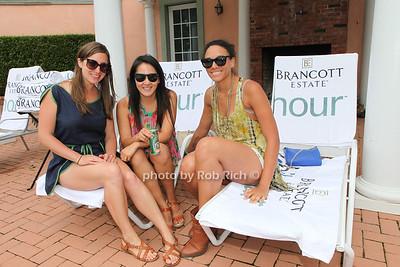 Hillary Daniel, Jacinta Chen, Eunique Fowler