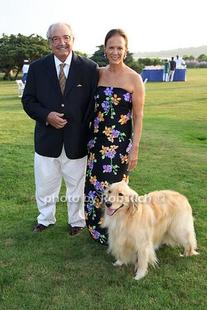 Basil Zirinis, Sandra Mcconnell, Bebe (dog)