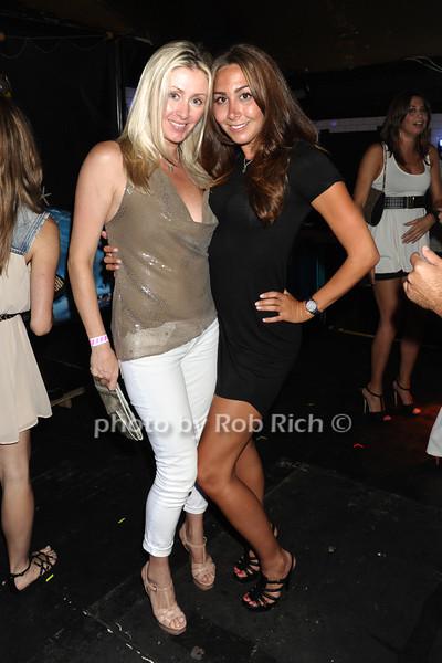 Jennifer Pappalardo and Allie Mineo<br /> photo by Rob Rich/SocietyAllure.com © 2013 robwayne1@aol.com 516-676-3939