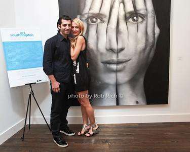 Tigran Tsitoghdzyan, Nadia Kasakova photo by A.Isadora for Rob Rich/SocietyAllure.com © 2013 robwayne1@aol.com 516-676-3939