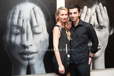 Nadia Kasakova, Tigran Tsitoghdzyan photo by A.Isadora for Rob Rich/SocietyAllure.com © 2013 robwayne1@aol.com 516-676-3939