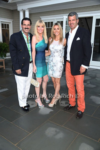 Gary Rein, Colleen Rein, Nicole Tunick, Zack Tunick photo by Rob Rich/SocietyAllure.com © 2013 robwayne1@aol.com 516-676-3939