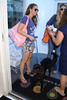Dylan Lauren<br /> Dylan Lauren and her dog Jersey photo by Rob Rich/SocietyAllure.com © 2013 robwayne1@aol.com 516-676-3939