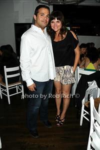 Antonio Fuccio and Tiffany Amber Theissen photo by Rob Rich/SocietyAllure.com © 2013 robwayne1@aol.com 516-676-3939