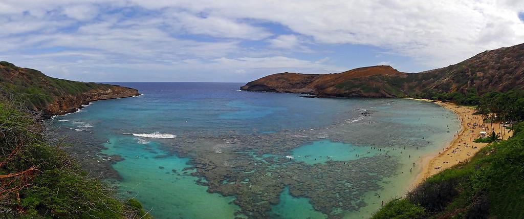 Hanauma Bay, Oahu Hawaii * click to view gallery