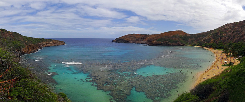 Hanauma Bay, Oahu Hawaii * click to view gallery