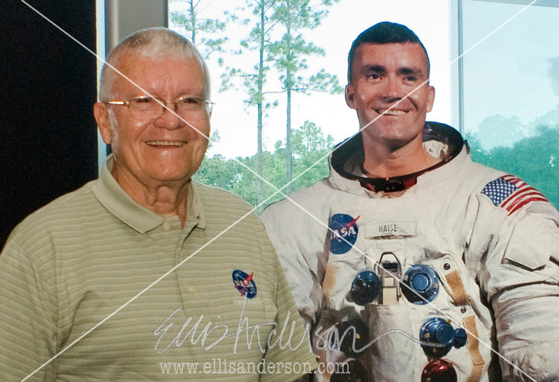 Fred Haise exhibit w-Fred 2041 crop