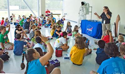 kids NASA spokesperson 1491