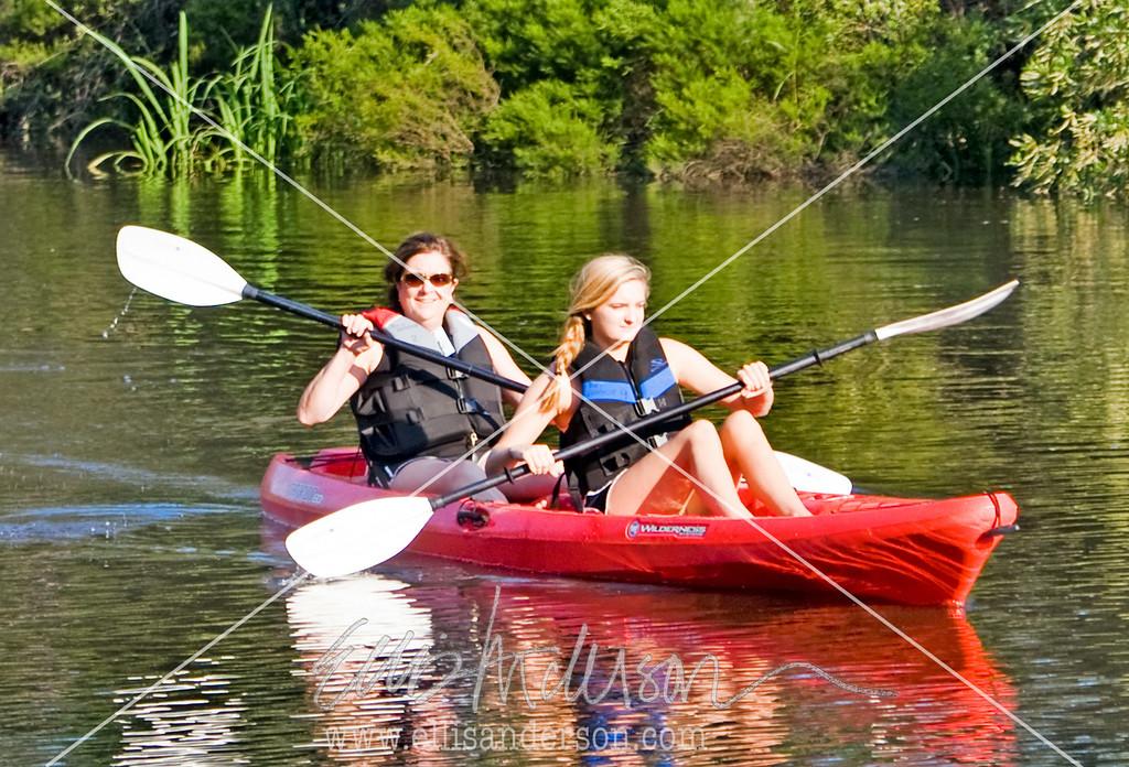 Tish kayaking 1803