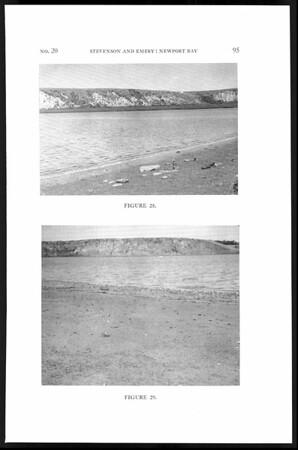 Marshlands at Newport Bay, California