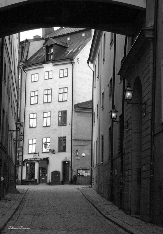 Old Town - Stockholm, Sweden - Paw Prints Nature & Wildlife Photography