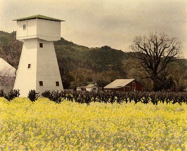 Pump House, Napa Valley, California